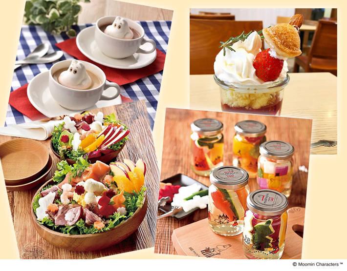 『ムーミンカフェ』メニュー開発コンテスト開催中! グランプリはレシピ実装♪