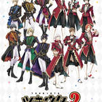 TVアニメ『ツキウタ。2』メインビジュアル公開!メインキャラクターたちの表情設定も