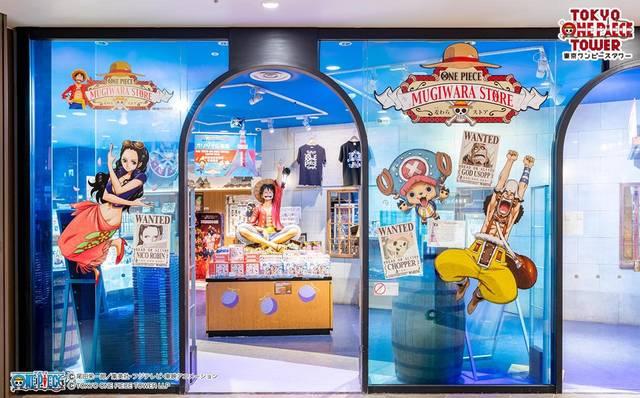 東京ワンピースタワー、一部営業再開!「おうちでワンピースタワー」企画も♪