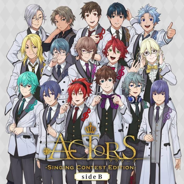『ACTORS(アクターズ)』シリーズ最新作の、ユーザー投票中間結果・上位20位までを大発表!