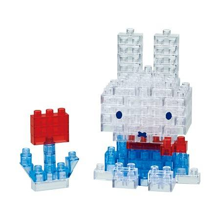 ミッフィー65周年記念のナノブロックが登場!かわいいブロック型ケース 2種も発売