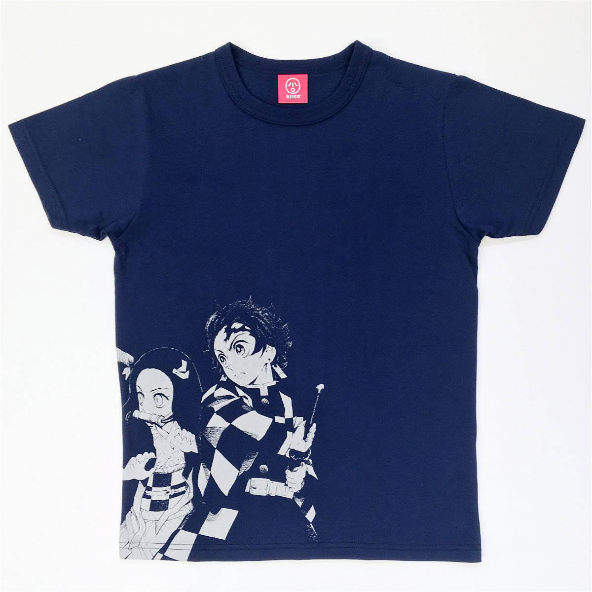 『鬼滅の刃』コラボTシャツ発売決定! 炭治郎や伊之助がデザインされたオシャレアイテム♪
