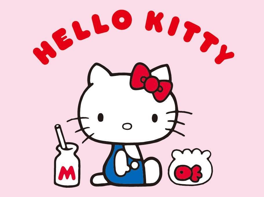 成田空港に『ハローキティ』コラボカフェが登場! 可愛いコラボフード&ノベルティ♪