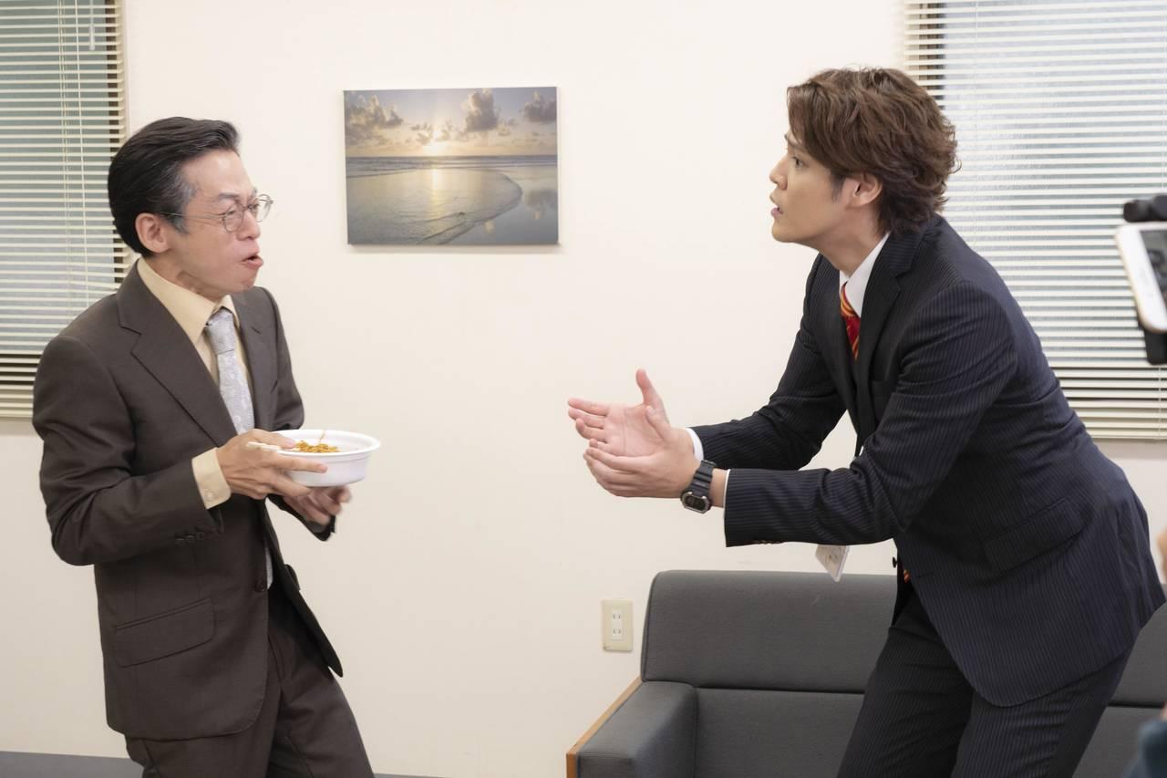 宮野真守が主演!ワンカメラ長回しドラマ「U.F.O.たべタイムリープ」撮影の様子とコメントが到着