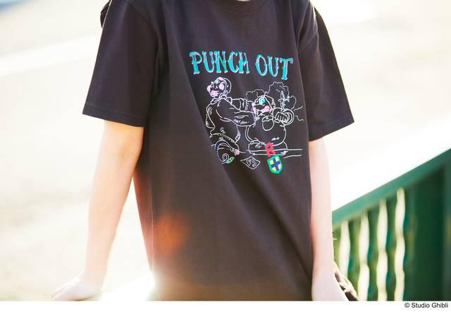 『魔女の宅急便』『耳をすませば』『風の谷のナウシカ』アメカジ風Tシャツ発売!