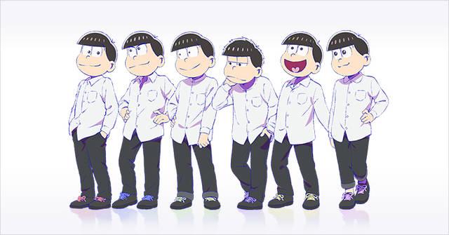 『おそ松さん』まさかの公式ファンクラブ開設!6つ子からコメントも到着!