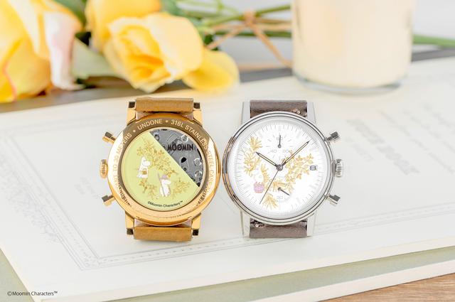『ムーミン』あなた好みのカスタムウォッチが楽しめる♪ オシャレで可愛い腕時計♪