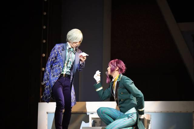 舞台写真&キャストコメント解禁! 「MANKAI STAGE『A3!』~WINTER 2020~」開幕!