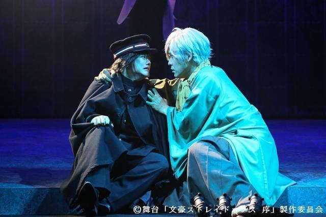 福沢と乱歩が微笑ましい…!舞台『文豪ストレイドッグス序』探偵社設立秘話|公式ゲネプロレポート
