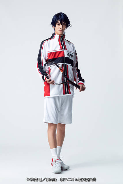 小野健斗、相葉裕樹ら♪ ミュージカル『新テニスの王子様』U-17選抜&コーチのキャラビジュアル解禁!