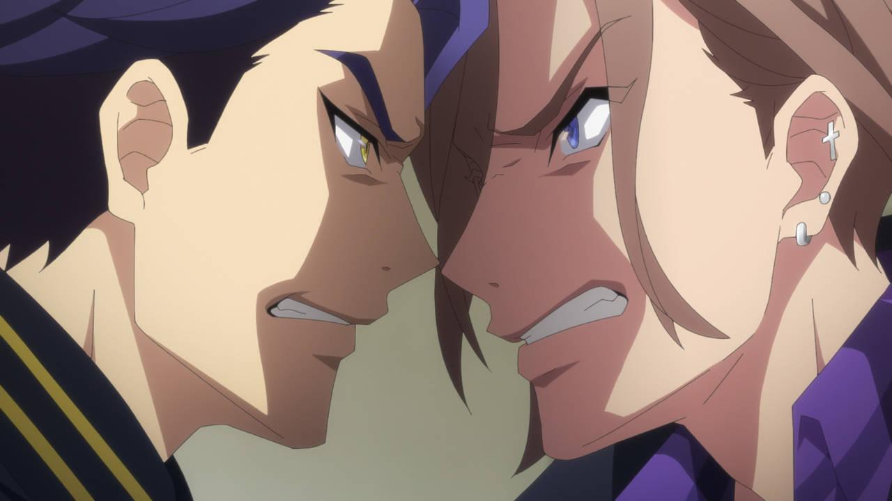 TVアニメ『A3!』第14話「ふぞろいなバディ」先行カット公開!犬猿の2人、一体どうなる!?
