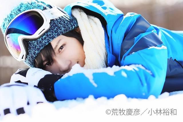 荒牧慶彦の写真集『Seasons ~春夏秋冬~』発売! 製作期間1年越えのセルフプロデュース超大作