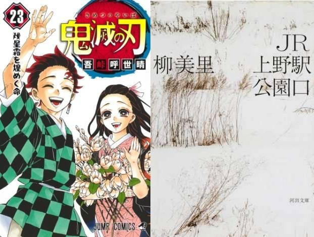 『鬼滅の刃』23巻(最終巻)が3部門で第1位!『外伝』にも注目【書店ランキング】