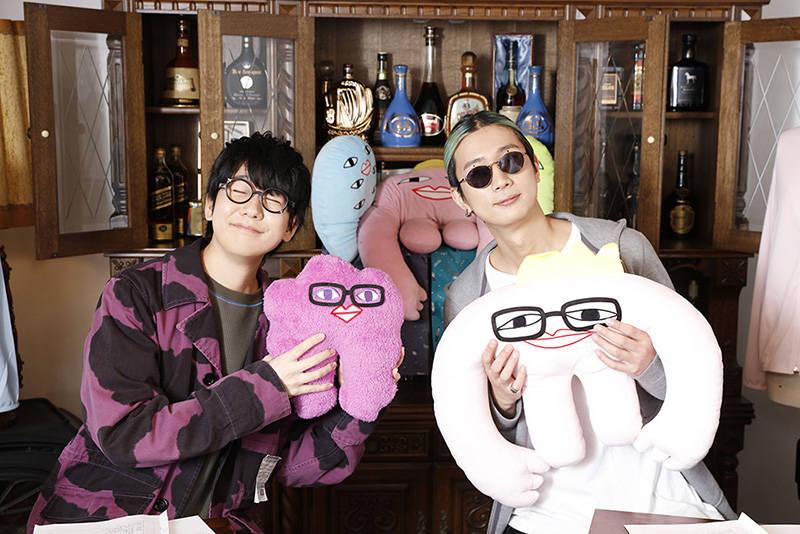 花江夏樹&江口拓也オフィシャルインタビュー到着! 「トークしてるときってだいたい酔っ払ってますしね」