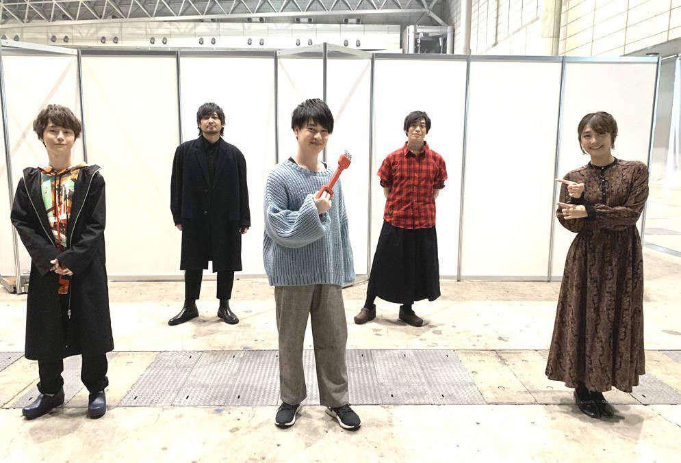 『Dr.STONE』ジャンフェスのイベントレポート到着! 小林裕介、中村悠一、古川慎、河西健吾ら出演!