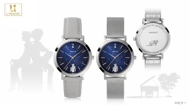 『エヴァンゲリオン』シンジとカヲル腕時計 & 「ロンギヌスの槍」モチーフの指輪が登場!
