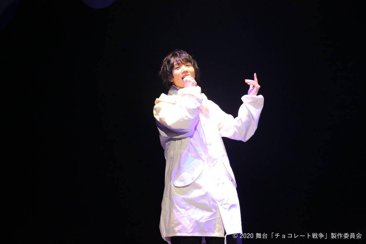 舞台『チョコレート戦争』東京公演が開幕!立石俊樹、小南光司らのコメント解禁!