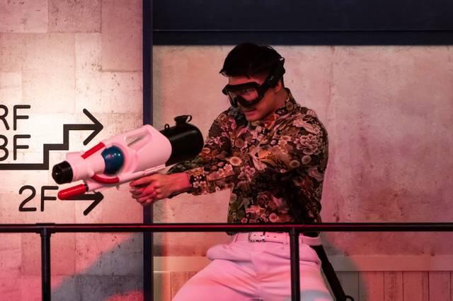spi、和田雅成ら『サクセス荘3』第4回あらすじ&場面写真「VRゲームでサクセス!」