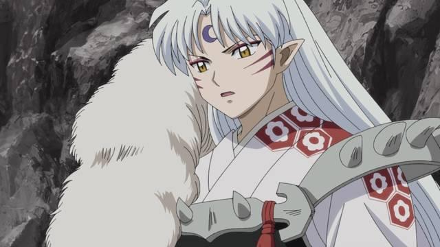 『半妖の夜叉姫』第18話「殺生丸と麒麟丸」先行カット&あらすじをUP!ついにとわたちの前に殺生丸と麒麟丸が…!