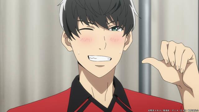 ノイタミナアニメ『2.43 清陰高校男子バレー部』第6話先行カットとあらすじが解禁!