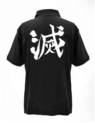 """『鬼滅の刃』""""鬼殺隊ポロシャツ""""などアパレルグッズが予約販売開始!"""