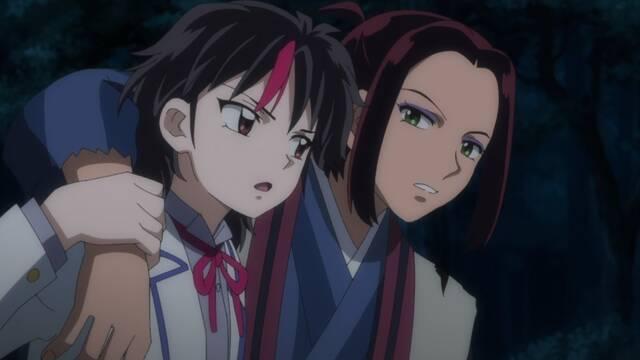 『半妖の夜叉姫』第21話「虹色真珠の秘密」先行カット&あらすじをUP!りんの産後も語られる……!?