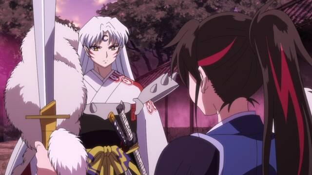 『半妖の夜叉姫』第23話「三姫の逆襲」先行カット&あらすじをUP!