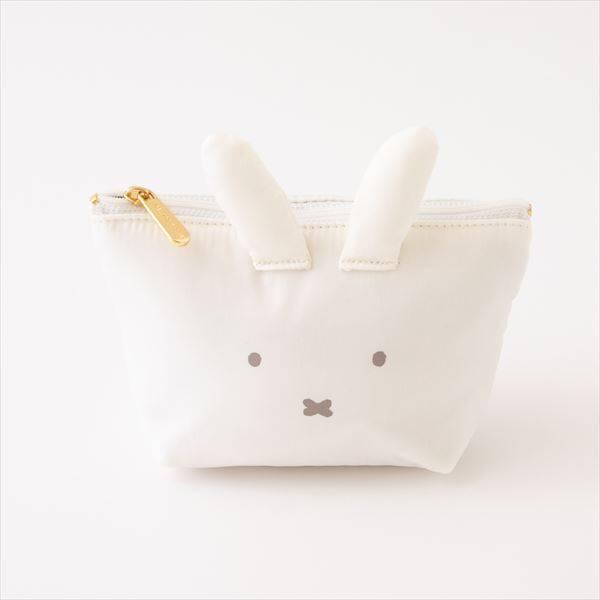 『ミッフィー』立体的なお耳が可愛い♪ マスクポーチやマルチケースが発売!