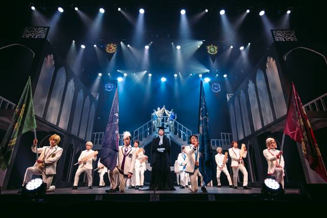 立石俊樹が美しく歌い上げる…! ミュージカル「黒執事」~寄宿学校の秘密~ 新たな「生執事」を詳細レポート