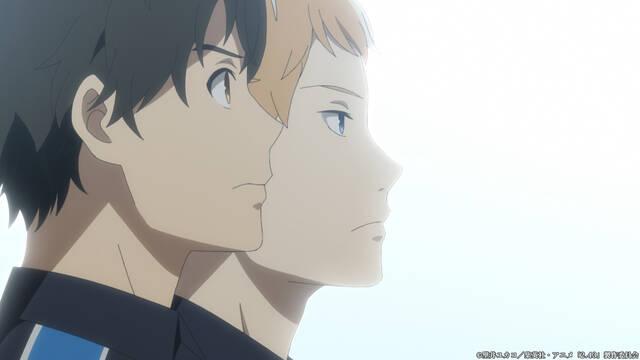 ノイタミナアニメ『2.43 清陰高校男子バレー部』第11話先行カットとあらすじが解禁!