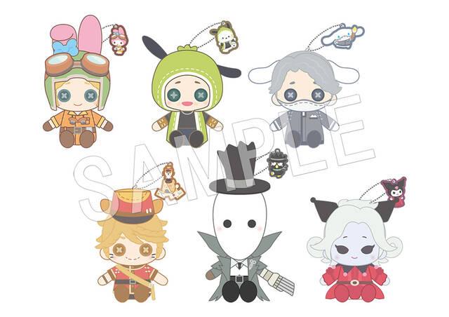 『IdentityV 第五人格』×『サンリオキャラクターズ』コラボ第2弾が予約受付中!