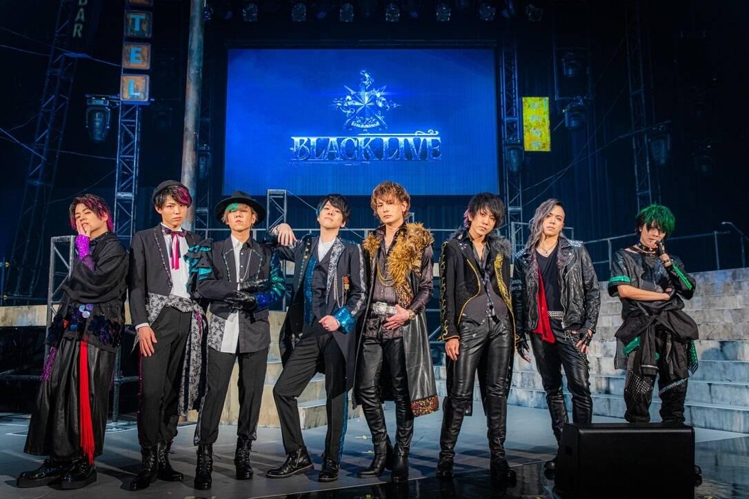 リアルなスターレスに感動! 怒涛のセトリに会場も熱狂! ブラスタ 1st LIVE『BLACK LIVE』イベントレポート