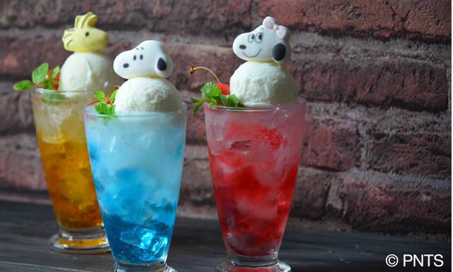 『スヌーピー』カフェレストランのテーマは「大正ロマン」♪ テイクアウトメニューも充実!