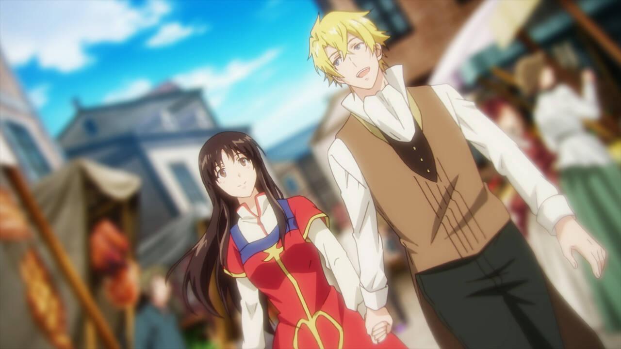 TVアニメ『聖女の魔力は万能です』第3話あらすじ&場面写真が公開!