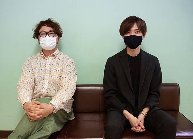 増田俊樹&興津和幸がなぜか2人で謝罪!?BLCD『運命の番がお前だなんて』オフィシャルインタビュー