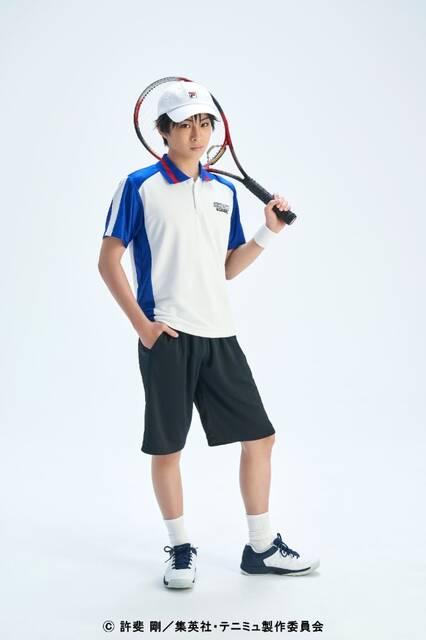ミュージカル『テニスの王子様』4thシーズン青学vs不動峰、21名のキャラクタービジュアル解禁!