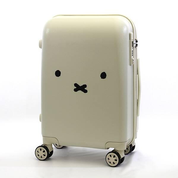 『ミッフィー』細部まで可愛いスーツケース登場! 大人も使える上品なデザイン♪