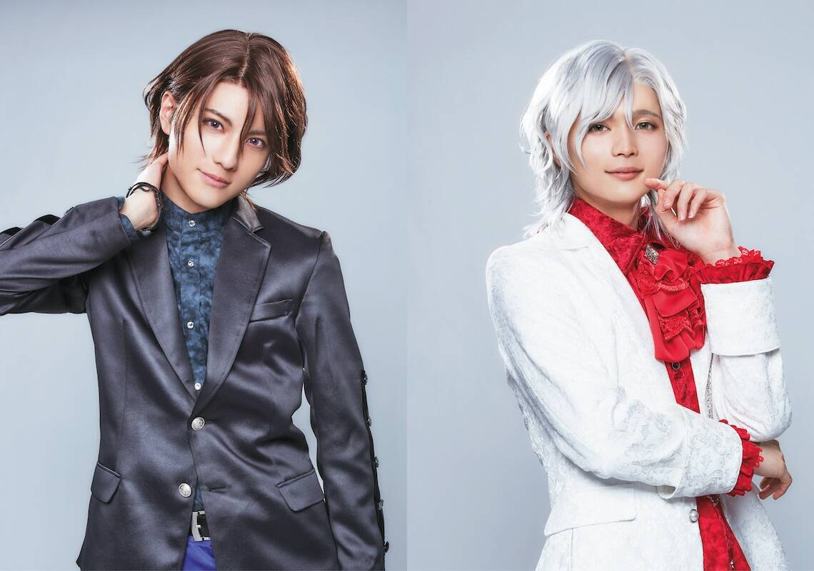 『VAZZROCK STAGE』(バズステ)待望のキャラクタービジュアルが解禁!