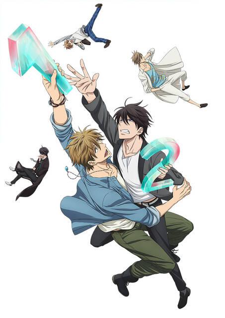 TVアニメ『だかいち』劇場版を前に2度目の再放送!特典付き前売券の発売も決定!