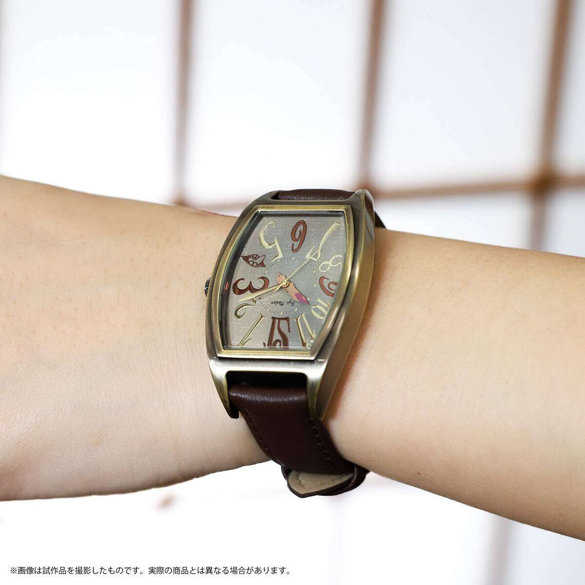 『呪術廻戦』完全受注生産の腕時計が登場! 虎杖、伏黒、釘崎、五条の普段使いしやすいデザイン