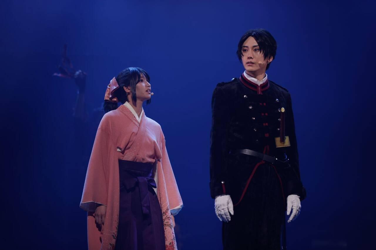 ロックミュージカル『MARS RED』舞台写真が到着! 太田基裕、糸川耀士郎らのキャストコメントも