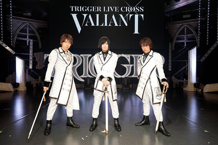"""【アイナナ】「TRIGGER LIVE CROSS """"VALIANT""""」オフィシャルレポート到着!"""