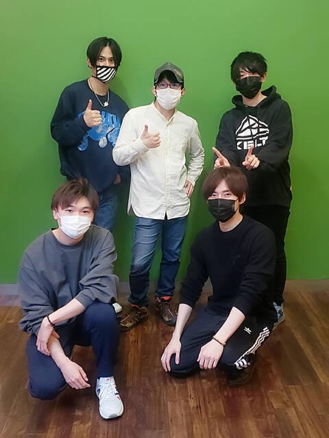 増田俊樹、憧れのユニットと共演するも「怖い」!?『華Doll*』Loulou*di 待望の2ndアルバム発売記念コメント到着!