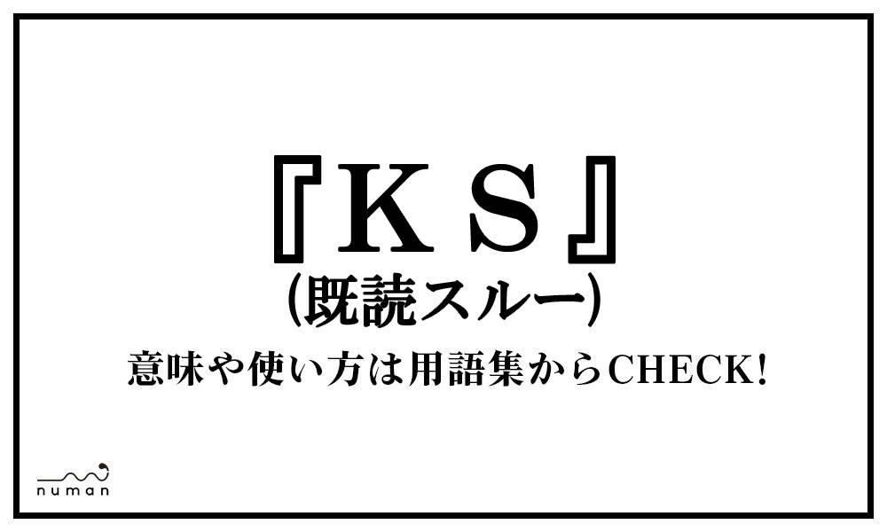 KS(きどくするー)