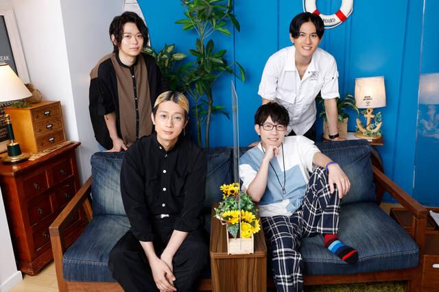豊永利行、江口拓也ら「プロラジ生特番~リーダー会議~」オフィシャルインタビュー到着!