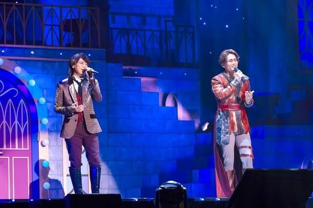 加藤和樹&浪川大輔が未発表曲披露も!『Disney 声の王子様』ライブレポート到着!