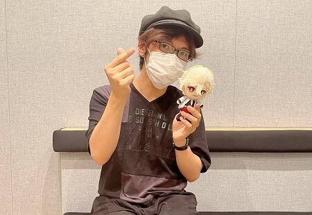 佐藤拓也、マシロの影響で服装に変化が!『DIG-ROCK -dice-』最終巻!オフィシャルインタビュー③