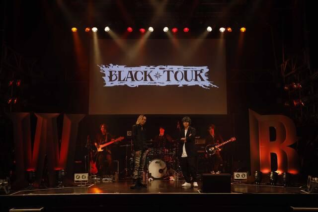 ブラスタ初のライブツアー『BLACK TOUR』が開幕! 福岡公演イベントレポート