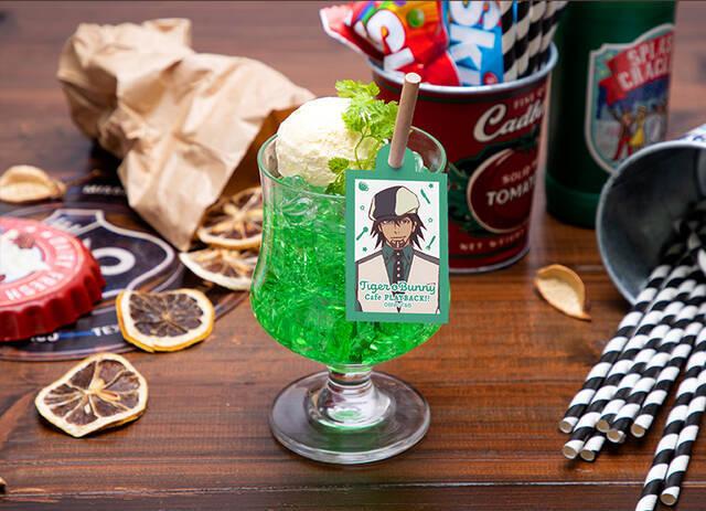 『タイバニ』10 周年!コラボカフェ「TIGER BUNNY Cafe PLAYBACK!!」が開催決定