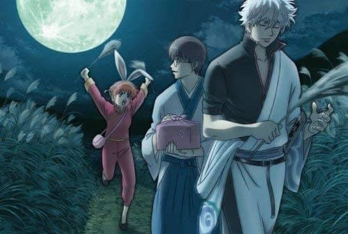 4位は『銀魂』銀時!一緒にお月見したいキャラは誰?『鬼滅の刃』義勇『進撃の巨人』リヴァイetc